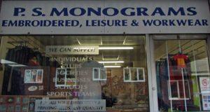 P.S. Monograms