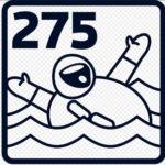 275 Newton Label