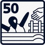 50 Newton Label